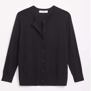 LOFT 3/4 Sleeve Cardigan sweater size Small